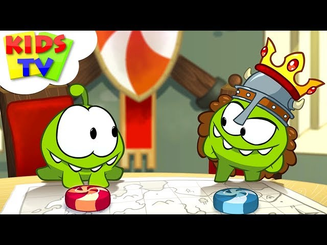 The Middle Ages | Om Nom Cartoons | Episode 12 | Stories For Children
