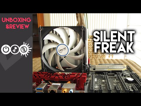 Arctic Freezer I32 Review & Unboxing