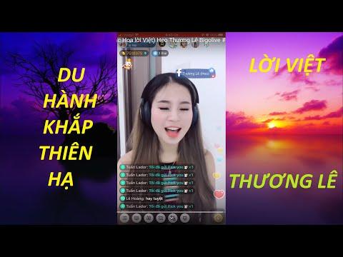 DU HÀNH KHẮP THIÊN HẠ - Tiểu Hà Mễ | Heo Thuong Le (Cover)