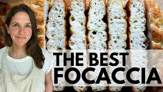 The Best Focaccia Bread