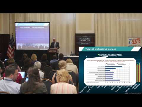 NCTAF-OECD TALIS Professional Learning Summit 6.25.15: Andreas Schleicher