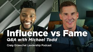 Q&A with Mike Todd: Leading through Influence - Craig Groeschel Leadership Podcast