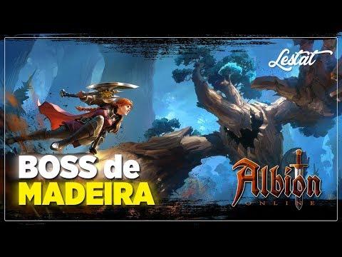Albion Online MMORPG - BOSS DE MADEIRA (Key na Descrição)