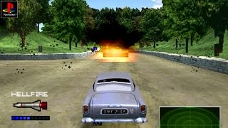 007 Racing - Gameplay PSX / PS1 / PS One / HD 720P (Epsxe)