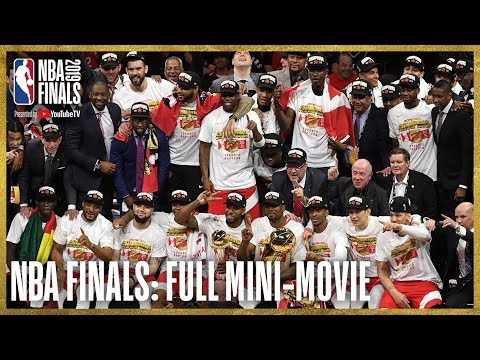 2019-nba-finals-full-mini-movie-|-raptors-defeat-warriors-in-6-games