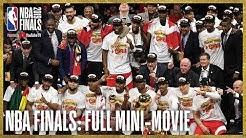 2019 NBA Finals FULL Mini-Movie   Raptors Defeat Warriors In 6 Games