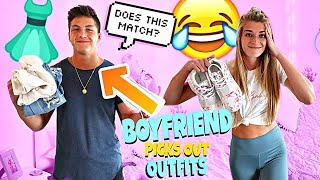 Boyfriend Picks Out My Outfits for a Week