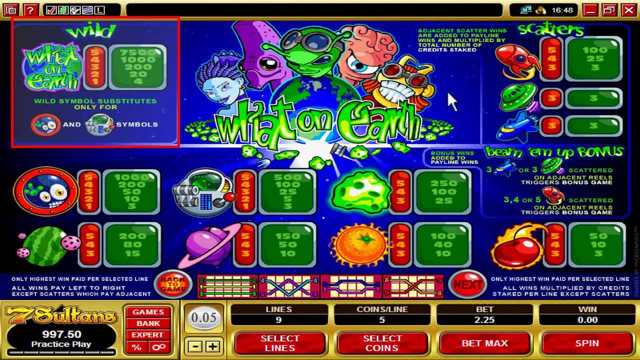 земля онлайн в казино