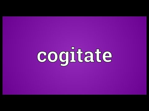 Header of cogitate
