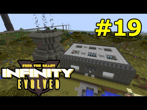 ftog S3E19 - Nuclear Power Plant - FTB Infinity Evolved (Expert Mode)