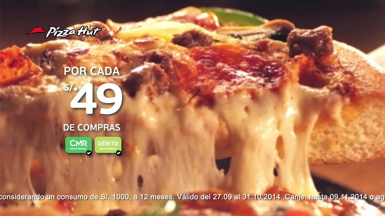 Promo Pizza Hut - YouTube