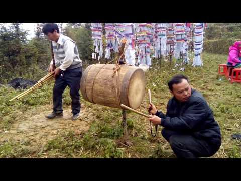 Phong tục đám ma của người Mông BH SMC