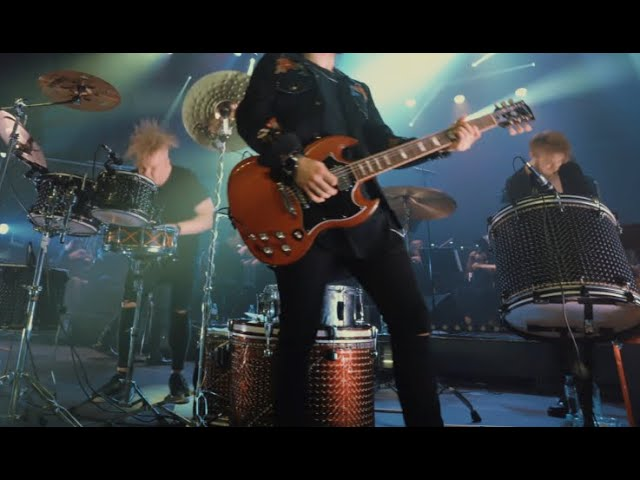 Popurri ll  - Rock Show with Symphony Orchestra / Rock Hits symphony cover