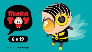 Mônica Toy | Formiguinho e Vespônica (T06E19)