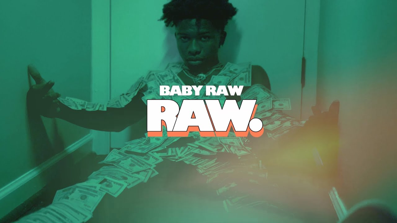 "BABY RAW Visual ""RAW"" is the Hardest Record In the Fourth Quarter of 2020"