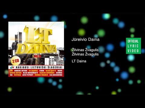 JŪREIVIO DAINA - Žilvinas Žvagulis. Lietuviška Daina Su Žodžiais. Official Lyric Video from YouTube · Duration:  4 minutes 4 seconds