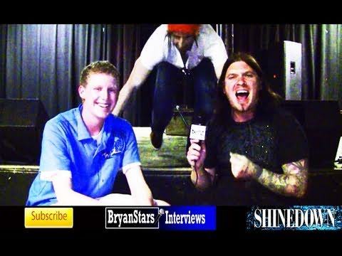 Shinedown Interview Brent Smith 2010