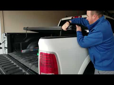 My Product Review: Hard Fold Tonneau, Dodge Ram
