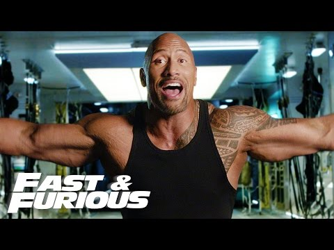 Dwayne Johnson Calls Out Chris Pratt // Omaze