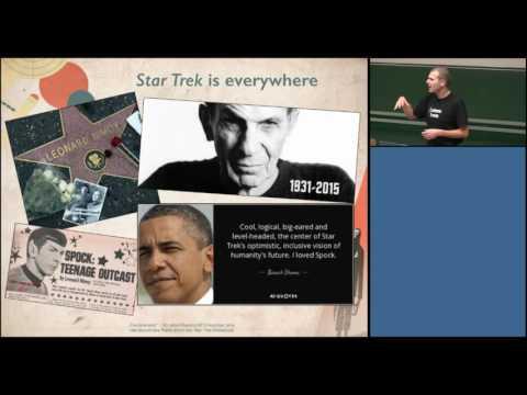 """eLearning - """"Star Trekkin´across the disciplines"""" - Stefan Rabitsch"""
