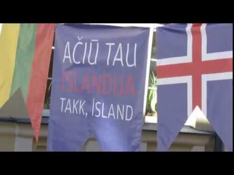 Ačiū Tau, Islandija / Takk, Island 2015