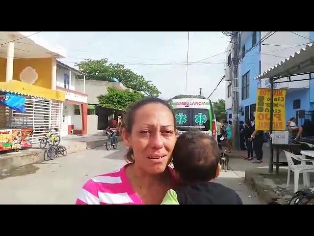 Venezolana en trabajo de parto es rechazada en clínicas de Santa Marta