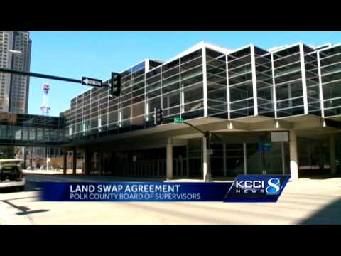 Supervisors approve downtown land deal