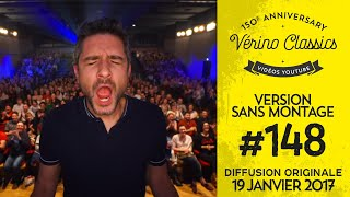 Verino classics #148 - Grand débat national et #TourneeDesVillesPresque