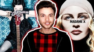 Madonna - Madame X DELUXE Album + BONUS TRACKS [REACTION]
