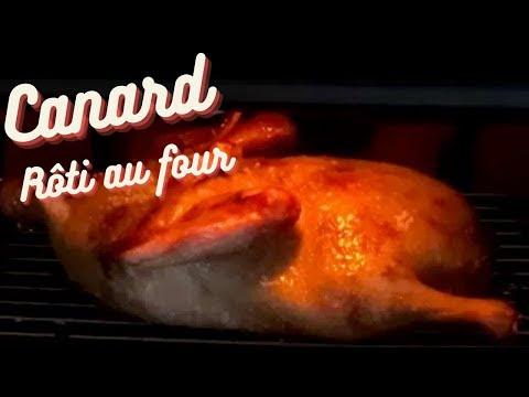 Cuisson de canard entier r ti comment cuire un canard au - Temps de cuisson magret de canard au four ...