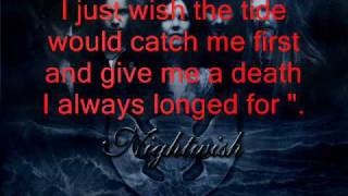 nightwish - the poet and the pendulum lyrics (by jani)