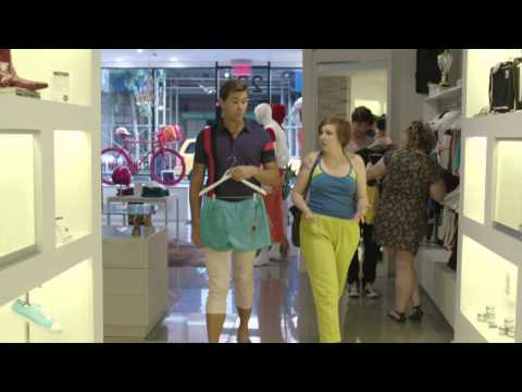 Girls Season 3: Hannah and Elijah Shopping Deleted Scene (HBO)