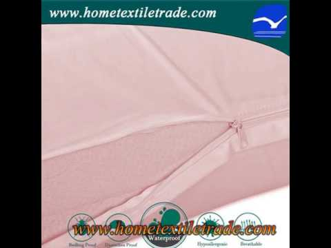 Allergy Proof Tery Toweling Mattress Protector