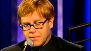 Elton John - The Flood Song - Michael Parkinson 2000