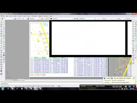 Hướng dẫn sử dụng lện cơ bản về lấy tọa độ trong CAD