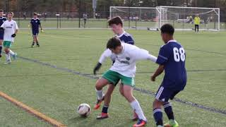 2017-CFC: U16 VLSC Wizards Green vs SSC Revolution Blue soccer match