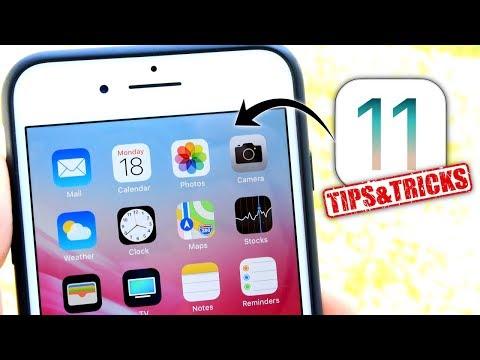 iOS 11 Tricks