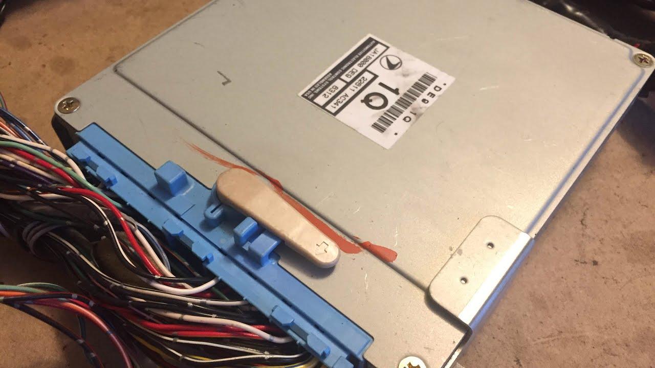 1996 subaru legacy vw wiring harness conversion [ 1280 x 720 Pixel ]