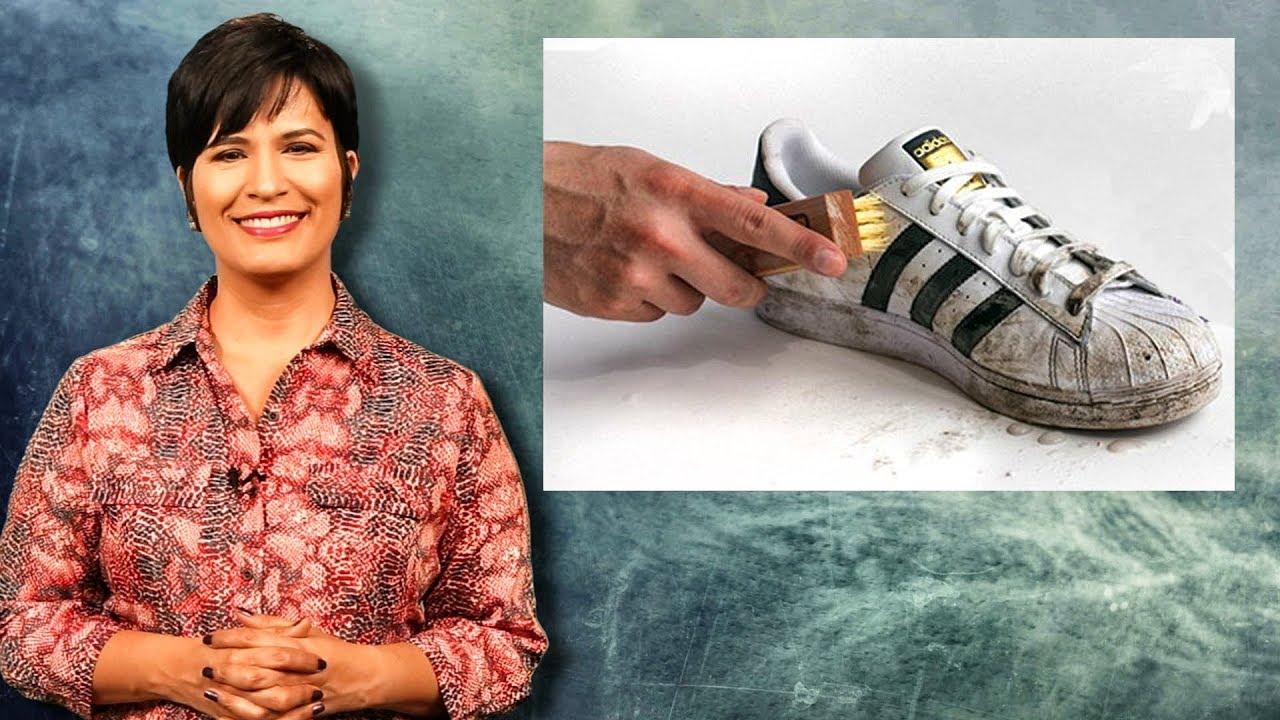 ¿ Cómo limpiar tus zapatos deportivos ? ✨ </p>                     </div>   <!--bof Product URL --> <!--eof Product URL --> <!--bof Quantity Discounts table --> <!--eof Quantity Discounts table --> </div>                        </dd> <dt class=