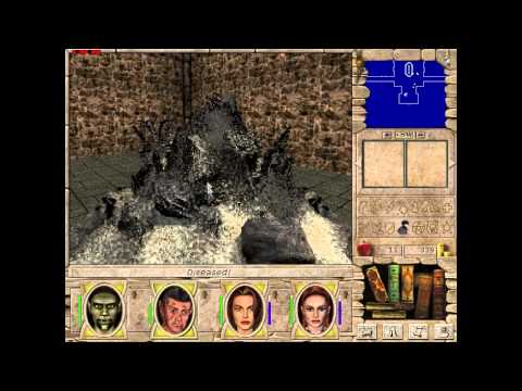 Let's play Might and Magic 7 [3] Harmondale