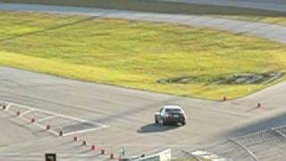 BMW M3 on front straight @ NASA HPDE Race Event Thumbnail