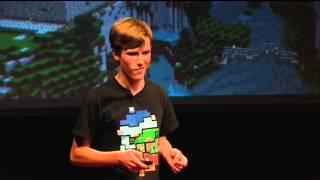21st century learning: Nathaniel Bott at TEDxLaunceston