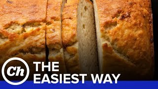 How To Make Easy Banana Bread   The Easiest Way