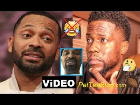 Mike Epps says Kevin Hart is Not Funny at All & he CLAPS back