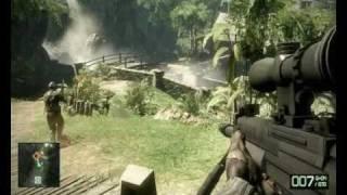 Battlefield Bad Company 2 + ДДТ - Просвистела