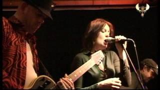 Jenn B Blues band - Blues is my business - live @ Bluesmoose café