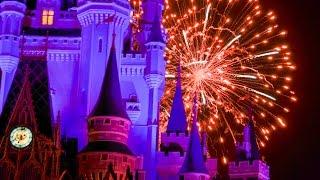 The Magic of Disney Fireworks | Kinder Playtime Walt Disney World Celebration Trip Vlog Part 6