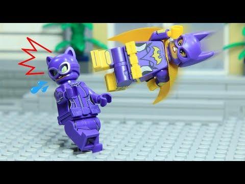 Lego Batman: Batgirl VS Catwoman