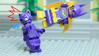 Lego Batman: Batgirl VS Catwoman thumbnail