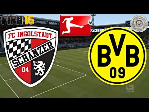 FIFA 16 – BORUSSIA DORTMUND gegen FC INGOLSTADT 04 (2.Spieltag) ◄BVB #09►